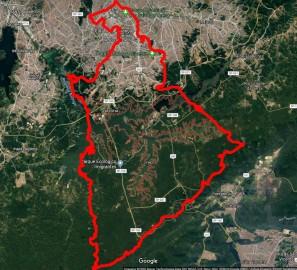 foto aerea Sao Bernardo